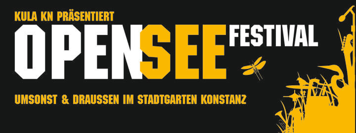 Save me Konstanz e.V. bei Open See 2018