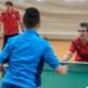 """Beim """"Open Sunday"""" am 9. März 2016 zeigte die PTSV-Tischtennisabteilung Kindern aus den Konstanzer Geflüchtetenunterkünften den Umgang mit den kleinen schnellen Bällen."""