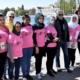 Integration durch Sport bei Save me Konstanz: Geflüchtete Frauen beim Frauenlauf 2017 gemeinsam mit ehrenamtlichen HelferInnen von Save me Konstanz e.V.